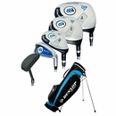 Dunlop Golf- Ladies 65i Complete Set With Bag Graphite
