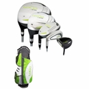 Dunlop Golf- LH Ladies LoCo L Complete Set With Bag (Left Handed)