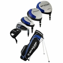 Dunlop Golf- Powerlift Complete Set With Bag Graph/Steel