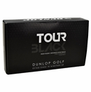 Dunlop Golf- Tour Black Golf Balls 15-Ball Pack