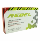 Dunlop Rebel Golf Balls