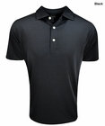 Dunning Golf- Knit Stretch Jersey Polo