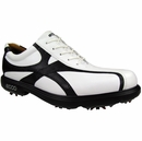 Ecco Classic Elite Golf Shoes **White/Sand Size 47 Only!**
