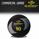 Element Fitness- 10 lbs Commercial Medicine Ball