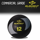 Element Fitness- 12 lbs Commercial Medicine Ball