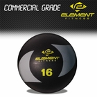 Element Fitness- 16 lbs Commercial Medicine Ball
