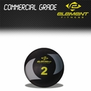 Element Fitness- 2 lbs Commercial Medicine Ball