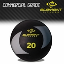 Element Fitness- 20 lbs Commercial Medicine Ball