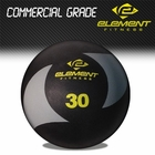 Element Fitness- 30 lbs Commercial Medicine Ball