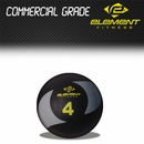 Element Fitness- 4 lbs Commercial Medicine Ball