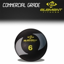 Element Fitness- 6 lbs Commercial Medicine Ball