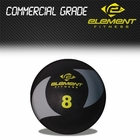 Element Fitness- 8 lbs Commercial Medicine Ball