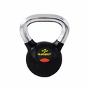 Element Fitness- Commercial Chrome Handle Kettlebells 45 lbs