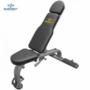 Element Fitness Commercial FID Bench: Flat/Incline/Decline