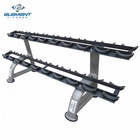 Element Fitness- Commercial Round Dumbbells Rack (Holds 10 Pairs)