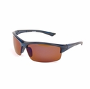 Extreme Optiks - Octane Polarized Unisex HD Golf Sunglasses