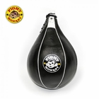 Fight Monkey- Leather Speed Bag 14""