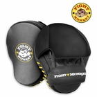 Fight Monkey- Premium Leather Focus Mitts
