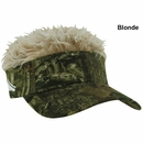Flair Hair Golf- Mossy Oak Visor