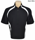 FootJoy Golf- Short Sleeve Sport Windshirt