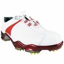 Footjoy Golf- Dry Joy Golf Shoes (#53735) **White/Red/White Size 11.5 Medium Only**