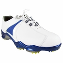Footjoy Golf- Dry Joy Golf Shoes (#53742) **Blue/White/White Size 10 Wide Only**