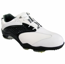 Footjoy Golf- Dry Joys TPU Golf Shoes (#53761) **White/Black Size 11.5 Medium Only**