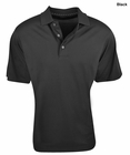 FootJoy Golf- DryJoy Performance Pique Solid Polo