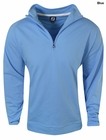 FootJoy Golf Half-Zip Poly/Cotton Pullover