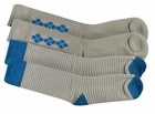 FootJoy Golf- ProDry Extreme Mens Fashion Argyle Crew Socks (2-Pair)
