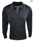 Forrester Golf Mens Long Sleeve Polo