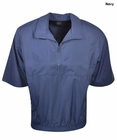 Forrester Golf- Short Sleeve Wind Shirt