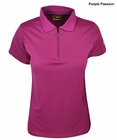 Forrester Golf- Ladies Short Sleeve Polo