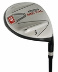 Founders Club Golf- Fresh Metal Fairway Wood