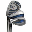Founders Club Golf- Ladies LH NGX II 4-SW Hybrid Irons Graphite (Left Handed)