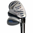 Founders Club Golf- Ladies NGX II 4-SW Hybrid Irons Graphite