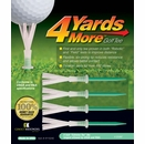 Four Yards More- Golf Tees