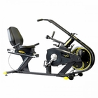 Frequency Fitness- MR100 Magnetic Recumbent Indoor Cycle