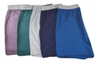 Fruit of the Loom 5-Pack Assorted Knit Boxers