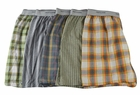 Fruit of the Loom 5-Pack Exposed Waistband Boxers