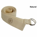 Gaiam - Eco Conscious Yoga Straps 8' Organic Cotton