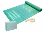 Gaiam- Yoga for Beginners Kit