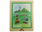 Gary Patterson- On the Green Golf Print