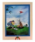 Gary Patterson- One of Those Days Golf Print