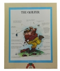Gary Patterson- The Golfer Golf Print