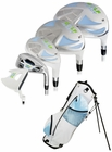 Get Golf Ready- Ladies 8 Piece Set With Bag