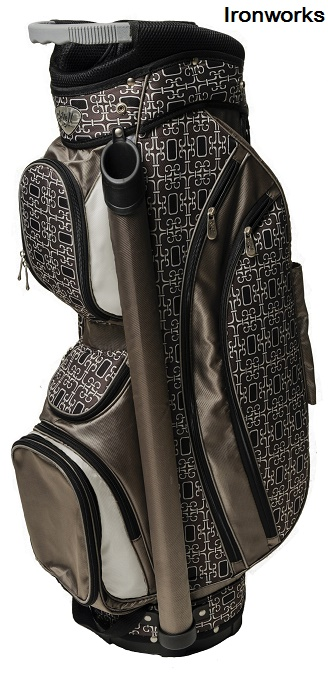 Womens Left Handed Golf Clubs >> Glove-It 2015 Cart Bag by Glove-It Golf - Ladies Golf Cart Bags