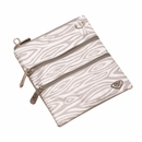 Glove It Golf - Silver Willow Cross Body 3 Zip Bag