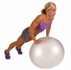 GoFit - 65cm 1000lb Capacity Exercise Ball
