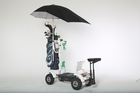 Golf Skate Caddy Electric Cart